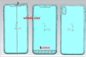IPhone X Plus sẽ trang bị màn hình OLED của LG