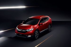Những công nghệ an toàn mới trên Honda CR-V phiên bản châu Âu