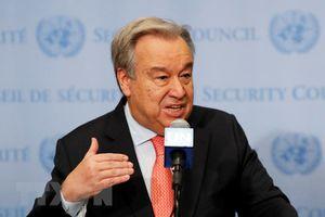 Liên Hợp Quốc bàn về chống khủng bố