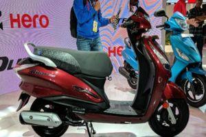 Đối thủ Suzuki Access sắp ra mắt, giá rẻ 17,4 triệu đồng