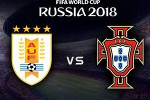 01h00 ngày 01/07, Uruguay vs Bồ Đào Nha: Chờ Ronaldo bùng nổ