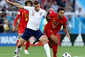 Sao tuyển Anh phản pháo về việc 'cố ý' thua Bỉ