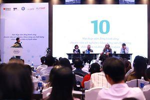 Roche Việt Nam 10 năm cống hiến nâng cao tiêu chuẩn xét nghiệm