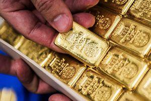 Giá vàng kết thúc chuỗi giảm 4 phiên