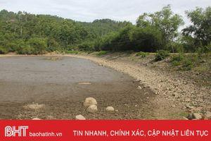 Nhiều hồ đập ở Nghi Xuân nguy cơ mất an toàn mùa mưa bão