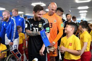 Phong thủy World Cup: Giờ đẹp chọn Messi