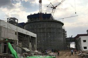Công an vào cuộc vụ sập giàn giáo Nhà máy Nhiệt điện Sông Hậu 1 khiến 5 người thương vong