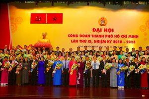 Đồng chí Trần Thị Diệu Thúy tái đắc cử Chủ tịch Liên đoàn Lao động TP.Hồ Chí Minh khóa XI