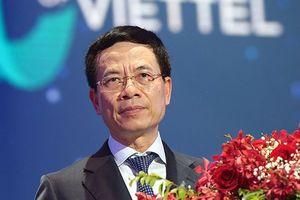 Chủ tịch Viettel: 'Những người dũng cảm, vượt qua định kiến để làm nên sản phẩm tầm cỡ thế giới'
