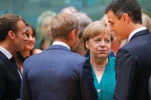 Lãnh đạo EU bất ngờ đạt được thỏa thuận về vấn đề di cư