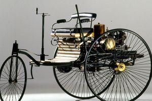 Chiếc ôtô đầu tiên trên thế giới trông ra sao?