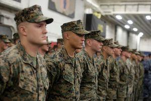 CNN: Bộ Ngoại giao Mỹ yêu cầu gửi lính thủy đánh bộ đến Đài Loan