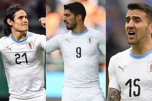 Đội hình mạnh nhất của Uruguay ở trận chiến 'sinh tử' với Bồ Đào Nha