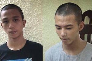 Bắt giữ nhóm 'tuổi teen' cướp tài sản của người dân đi tập thể dục