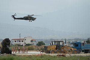 Phiến quân Syria lại tấn công căn cứ không quân Hmeymim của Nga?