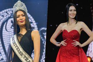 Tân Hoa hậu Hoàn vũ Thái Lan gây tranh cãi vì ngoại hình kém sắc