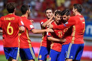 Nếu 'lời nguyền' còn linh ứng, Tây Ban Nha dễ bể kèo trước Nga