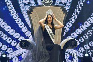 Vừa đăng quang, Hoa hậu Hoàn vũ Thái Lan 2018 đã bị chê tơi tả