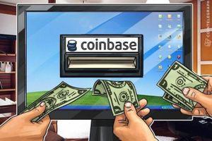 1/3 dòng tiền nhà đầu tư đã thoát khỏi Coinbase trong tháng 4