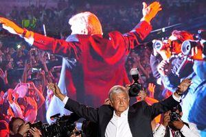Mexico bầu tổng thống trong bạo lực