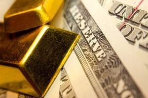 Đồng USD mạnh lên đẩy giá vàng đi xuống