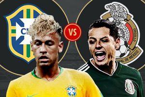 21h00 ngày 02/07, Brazil vs Mexico: Bài học từ người Đức
