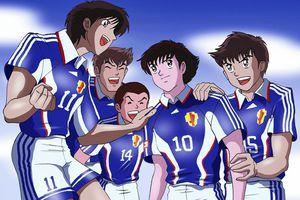Captain Tsubasa: Biểu tượng bóng đá Nhật Bản truyền cảm hứng cho Torres, Iniesta
