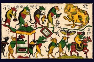 Danh hiệu di sản thế giới có cứu nghề tranh Đông Hồ?