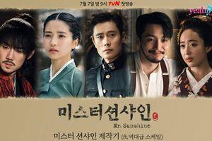 Netizen Hàn 'điên đảo' với trailer chất đến nghẹt thở của siêu bom tấn 'Mr. Sunshine'