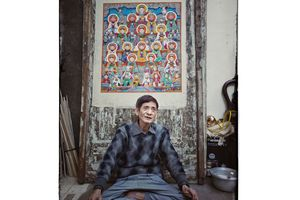 Triển lãm 'Ba chấm' của 4 nghệ sĩ hình ảnh