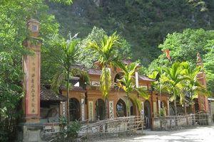 Bảo tồn khu di tích đền Cửa Lũy gắn với phát triển du lịch