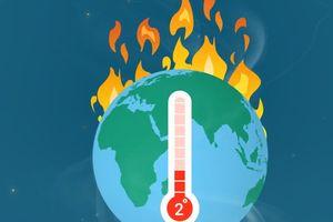 Điều gì xảy ra nếu Trái Đất nóng thêm 2 độ C?
