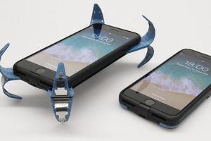 Smartphone sắp được trang bị công nghệ mới, rơi không vỡ