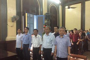 Nguyên Phó thống đốc Ngân hàng Đặng Thanh Bình lĩnh 3 năm tù