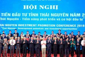 Hơn 46.000 tỷ đồng vốn cam kết đổ vào Thái Nguyên