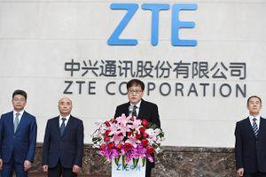 ZTE 'thay máu' hoàn toàn đội ngũ lãnh đạo cấp cao