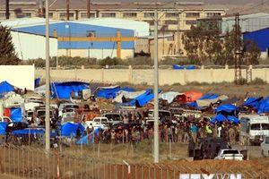 Jordan tiếp tục đóng cửa biên giới đối với người tị nạn Syria