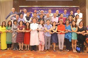 12 Đại sứ quốc tế tới Hội An thưởng ngoạn 'Ký ức Hội An'