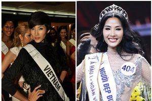 Á hậu Hoàng Thùy lấp lửng nguyện vọng đại diện Việt Nam dự thi Miss Universe 2019