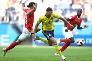 Kết quả Thụy Điển vs Thụy Sỹ vòng 1/8 World Cup 2018