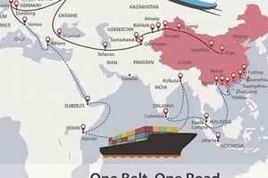 Trung Quốc muốn lập tòa quốc tế giải quyết tranh chấp liên quan 'Vành đai, Con đường'