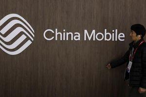 Mỹ tính 'cấm cửa' nhà mạng Trung Quốc China Mobile