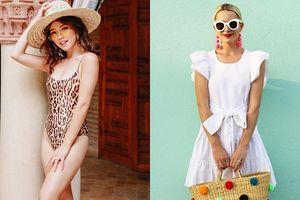 Instagram tuần qua: Loạt trang phục mát mẻ ''lên ngôi'' và chiếm sóng street style