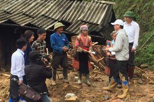 100 triệu đồng hỗ trợ đồng bào vùng lũ tại Lai Châu