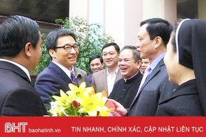 Chuyện linh mục giáo xứ Nghĩa Yên cùng giáo dân làm nông thôn mới