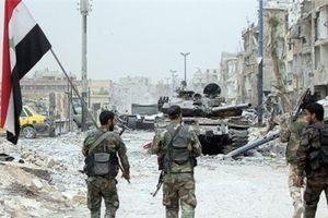 Khủng bố rệu rã sau cuộc tấn công bất thành nhằm vào quân đội Syria ở Aleppo