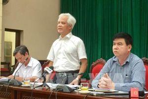 Hà Nội xử lý hiệu quả các vụ việc có dấu hiệu tham nhũng