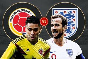 Soi kèo World Cup: Cơ hội nào cho Colombia sau 5 lần chạm trán tuyển Anh