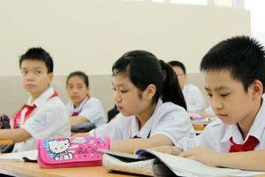 Hà Nội công bố điểm trúng tuyển bổ sung lớp 6 chương trình song bằng