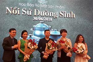 Vinmart, Aeon và Tiki bắt tay gốm sứ Minh Long viết tiếp giấc mơ sức khỏe cho người Việt